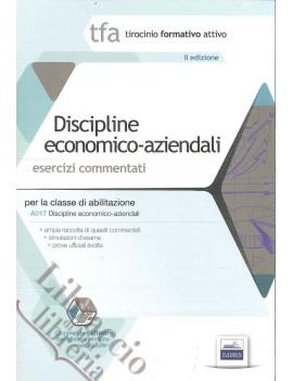 DISCIPLINE ECONOMICO AZIENDALI esercizi