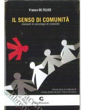 IL SENSO DI COMUNIT?. ELEMENTI DI PSICOL
