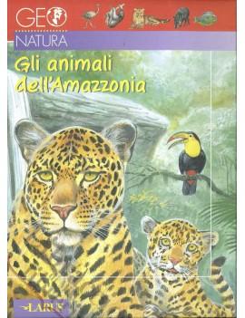 ANIMALI DELL'AMAZZONIA