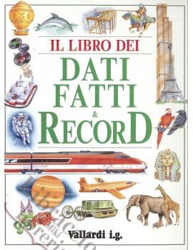 LIBRO DEI DATI FATTI E RECORD