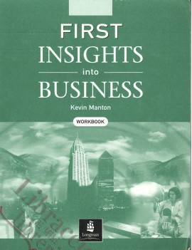 FIRST INSIGHT INTO BUSINESS