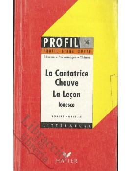 CANTATRICE CHAUVE - LA LECON