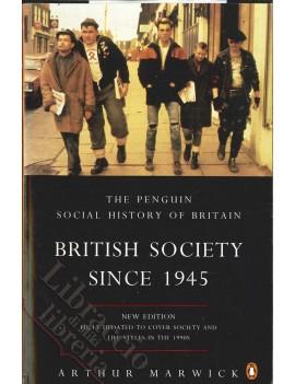 BRITISH SOCIETY SINCE 1945