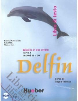 DELFIN 2 CON CD libro di testo parte 2 l