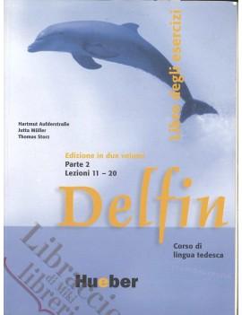 DELFIN 2 LIBRO ESERCIZI parte 2 lezioni