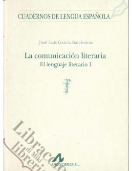 COMUNICACION LITERARIA el lenguaje liter
