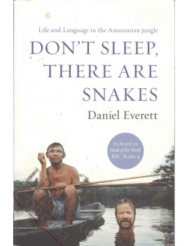 DON' T SLEEP THERE ARE SNAKES