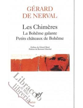 CHIMERES - BOHEME GALANTE - PETITS CHATE