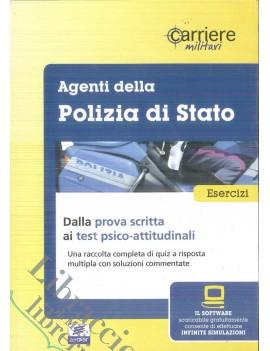 AGENTI POLIZIA DI STATO - ESERCIZIARIO