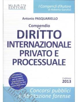 COMPENDIO DI DIRITTO INTERNAZIONALE PRIV