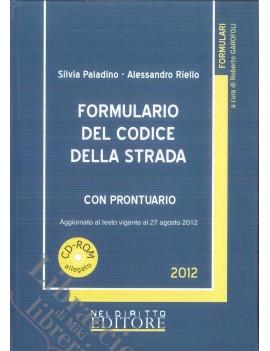 FORMULARIO DEL CODICE DELLA STRADA