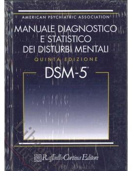 DSM-5 MANUALE DIGNOSTICO (cop RIGIDA)