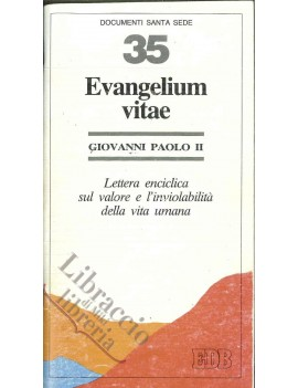 EVANGELIUM VITAE 35
