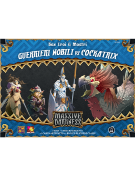 MD GUERRIERI NOBILI VS COCKATRIX esp.
