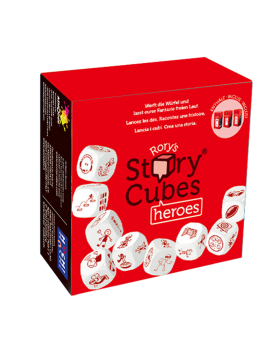 RORY STORY CUBES HEROES