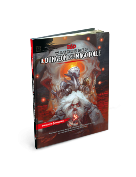 D&D WATERDEEP: IL DUNGEON DEL MAGO FOLLE