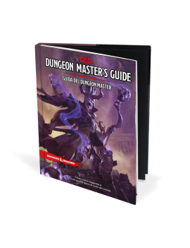D&D 5A ED. - GUIDA DEL DUNGEON MASTER