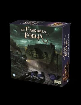 CASE DELLA FOLLIA (LE)-VIAGGI TERRIFICANTI