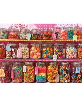 CANDY COUNTER 350 pz