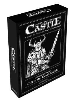 ESCAPE TO THE DARK CASTLE ESP.1