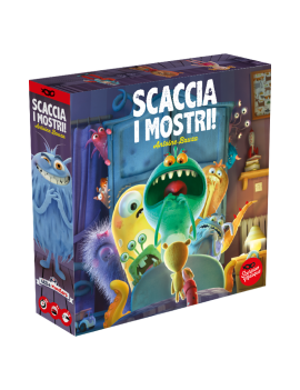 SCACCIA I MOSTRI