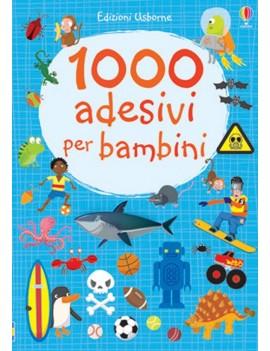 1000 ADESIVI PER BAMBINI
