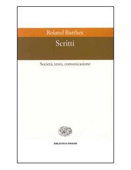 SCRITTI. SOCIETÀ TESTO COMUNICAZIONE