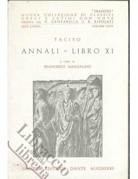 ANNALI libro undicesimo