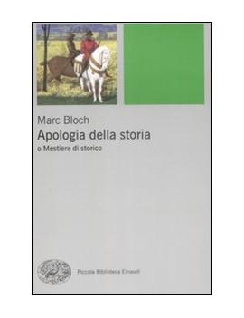 APOLOGIA DELLA STORIA