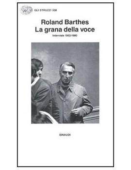 GRANA DELLA VOCE. INTERVISTE 1962-1980 (