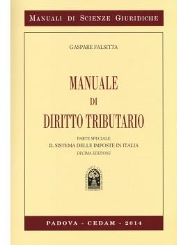 ve MANUALE DI DIRITTO TRIBUTARIO special