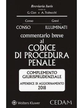 APPENDICE AGGIORNAMENTO CODICE PROCEDURA