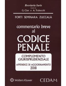 APPENDICE AGGIORNAMENTO CODICE PENALE