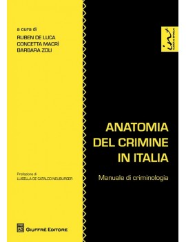 ANATOMIA DEL CRIMINE