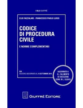 codice procedura civile 2015