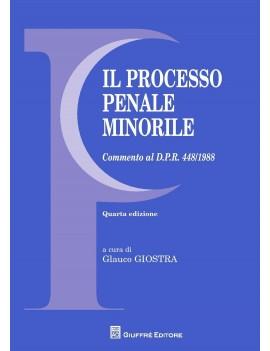 Processo penale Minorile 2016