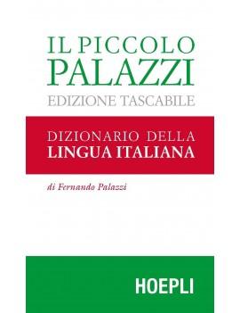 PICCOLO PALAZZI. DIZIONARIO DELLA LINGUA