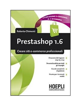PRESTASHOP 1.6. CREARE SITI E-COMMERCE P
