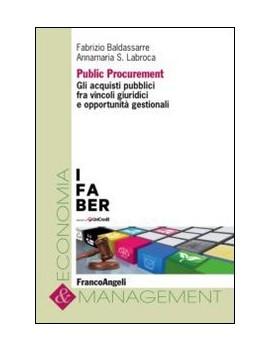 PUBLIC PROCUREMENT. GLI ACQUISTI PUBBLIC