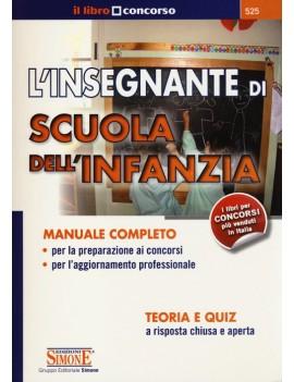 INSEGNANTE DI SCUOLA DELL'INFANZIA (L')