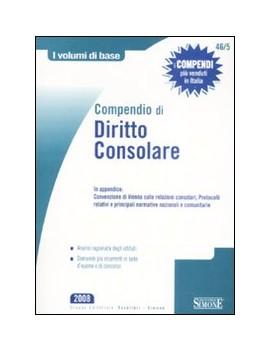 Comp. Diritto Consolare 46/5  2008