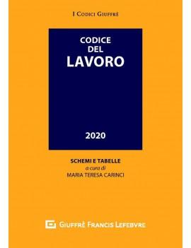 CODICE DEL LAVORO 2019