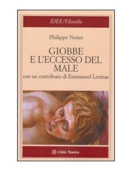 GIOBBE E L'ECCESSO DEL MALE