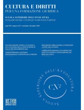 CULTURA E DIRITTI A VII NUMERO 3/3 SET-D
