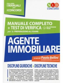 AGENTE IMMOBILIARE MANUALE +TEST DI VERI