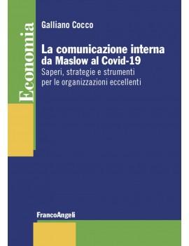 COMUNICAZIONE INTERNA DA MASLOW AL COVID