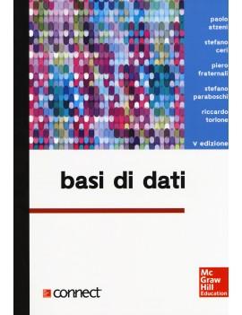 BASI DI DATI 5/ED CON CONNECT