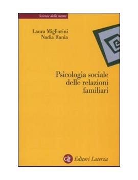 PSICOLOGIA SOCIALE DELLE RELAZIONI