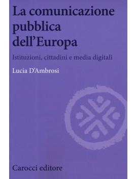 COMUNICAZIONE PUBBLICA DELL'EUROPA. ISTI