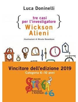 TRE CASI PER L'INVESTIGATORE WICKSON ALI
